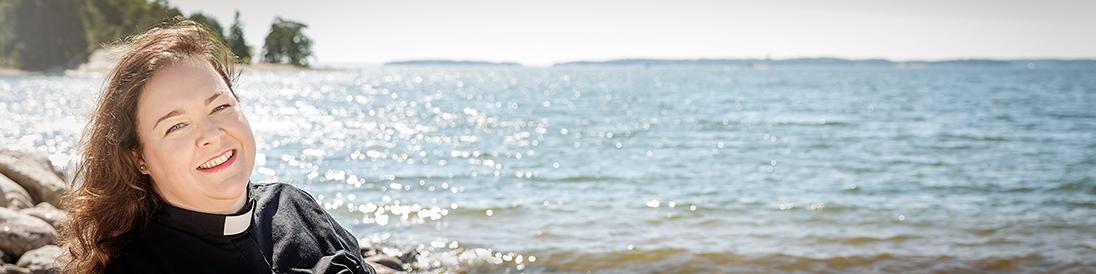 Pastorn och Havet